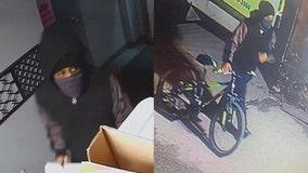 Mount Pleasant police seek to ID man suspected of burglary