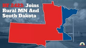 Minnesota lawmaker proposes path for counties to join South Dakota