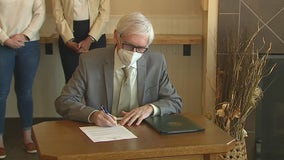 Evers vetoes legislative oversight of American Rescue Plan funds