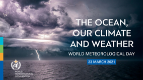 It's World Meteorological Day!