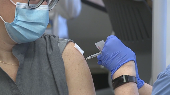 Health systems prioritize patients as demand for vaccine tops supply