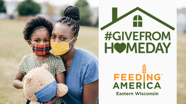 Tuesday, March 2 is Give From Home Day