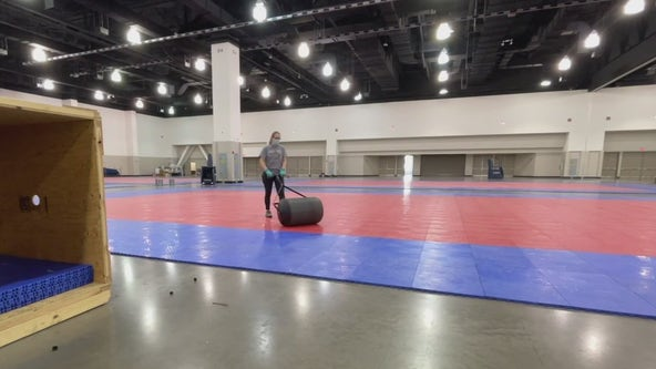 Volleyball tourney at Wisconsin Center set to bump area business