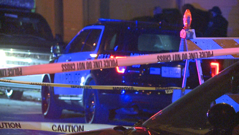 Man, woman shot near 38th and Custer