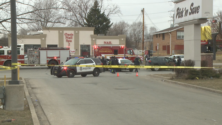 Homicide investigation near 76th and Good Hope, Milwaukee