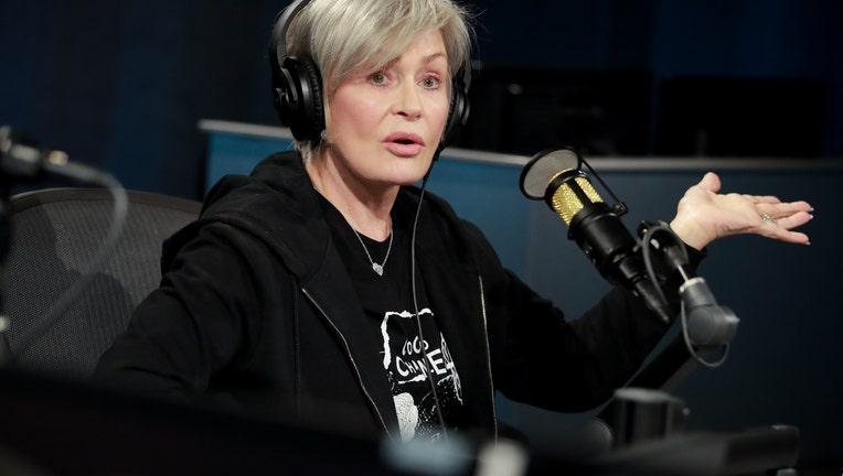 Sharon Osbourne And Dr. Drew Visit The SiriusXM Hollywood Studio