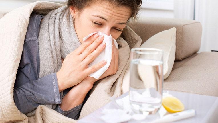 SICK DAY SICK LEAVE FLU-401720