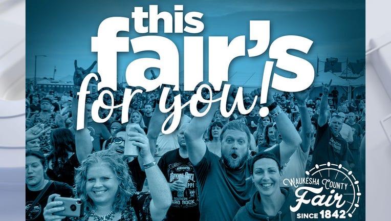 2021 Waukesha County Fair