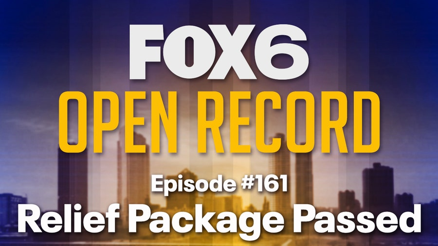 Open Record: Relief package passed