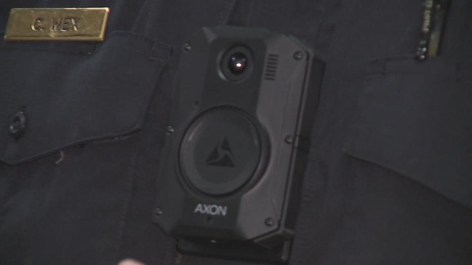 Wauwatosa body cameras
