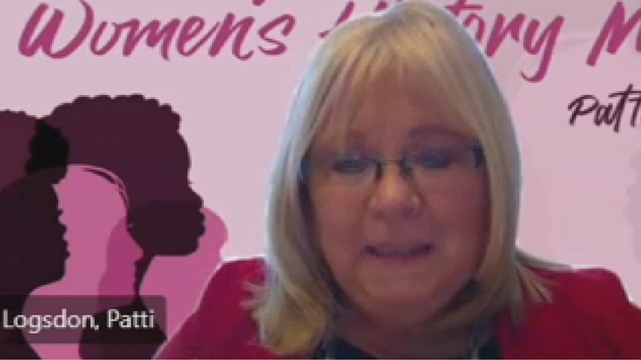 Milwaukee County Supervisor Patti Logsdon