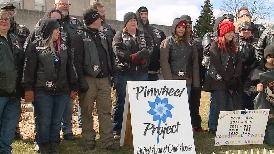 Pinwheel Project Racine County