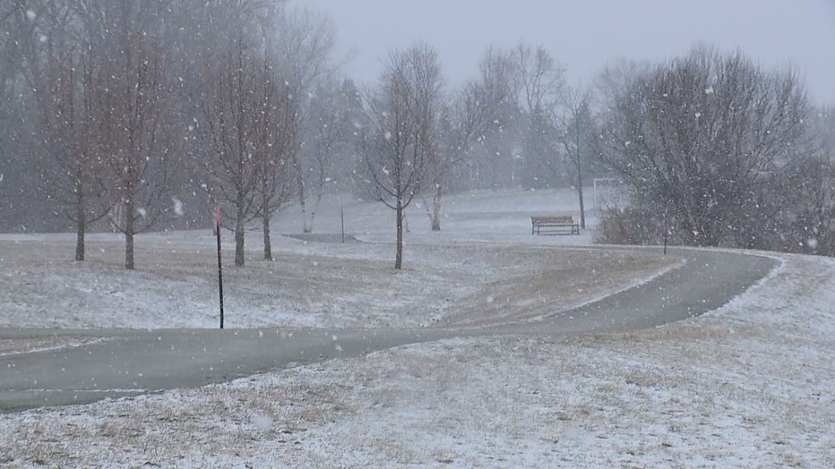 Winter returns in Wisconsin, pleasing some, frustrating others