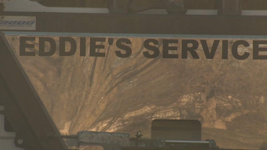 Eddie's Service