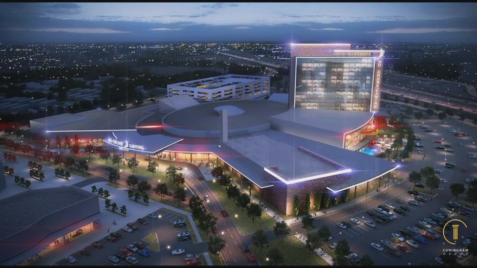 Ho-Chunk casino in Beloit