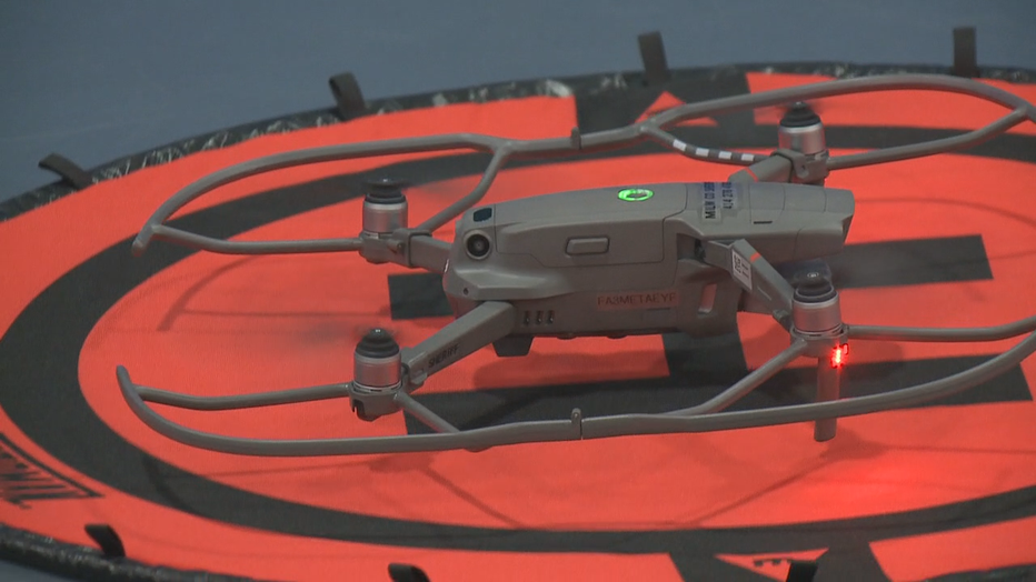 Milwaukee County Sheriff's Office Drone Unit
