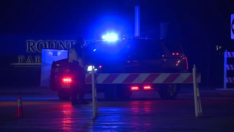 Tactical incident at Roundy's Distribution Center