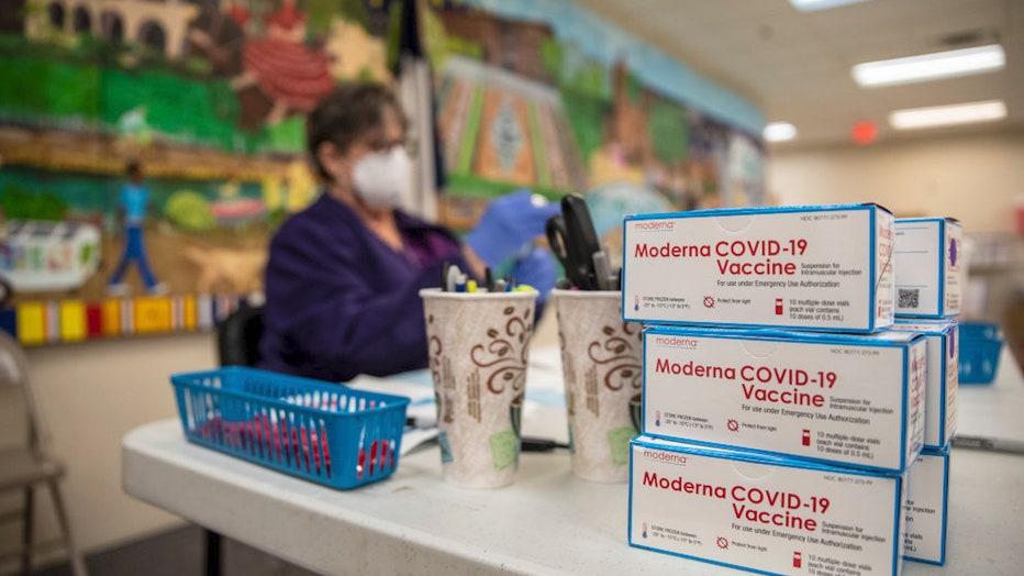 Moderna vaccine1