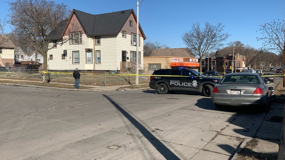 Shooting near 24th and Concordia in Milwaukee