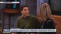 Gino has the scoop on the 'Friends Reunion'