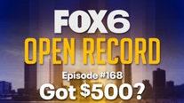 Open Record: Got $500?