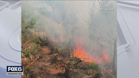 Firefighters, DNR are tapping into state resources during unusually busy fire season