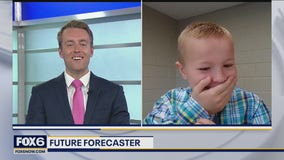 A great time with Future Forecaster Nolan