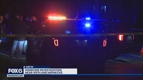 Medical examiner called to homicide near 49th and Meinecke