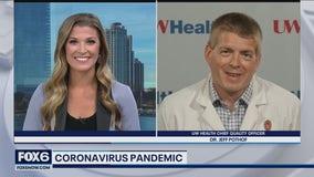 UW Health expert discuss vaccine developments