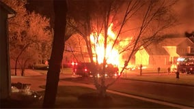 Johnson Creek FD responds to residential fire; no injuries