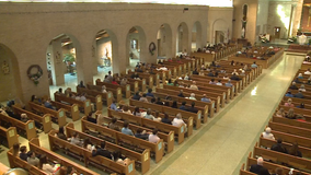 Easter Mass celebrated in person after year of livestreams
