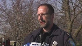 Menomonee Falls PD provides update as fire crews battle brush blaze