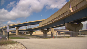 Bumps in Zoo Interchange to be fixed; ramp closures start April 25
