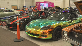 Motor Mania drives excitement among car lovers: 'Gets you excited'