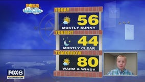 Future Forecaster Flashback: Let's see how 9-year-old Nolan is doing