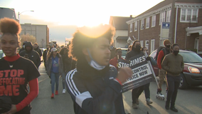 On 326th day of marching, Milwaukee activists react to Chauvin verdict
