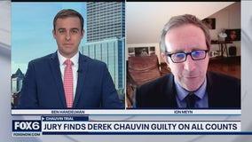 Law professor discusses Chauvin guilty verdict