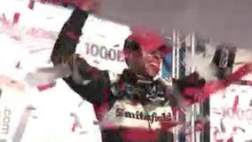 Aric Almirola enjoys life in fast lane among top NASCAR drivers
