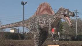 Wisconsin State Fair Park hosts Dino Safari