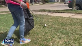 'Devastated' by litter, Sherman Park neighbor organizes cleanup