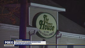 Suspect in The Somers House shooting identified