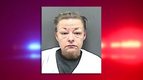 Prosecutors: Racine woman hit police squad while impaired