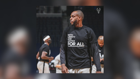 'More than athletes:' Bucks, NBA take a stand on racial inequity