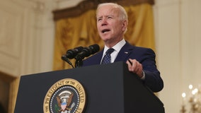 As President Biden improves with vets, Afghanistan plan a plus to some