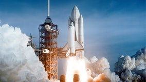 40 years ago, the first space shuttle mission blasted off