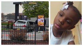Seven-year-old girl shot dead at McDonalds drive-thru in Chicago