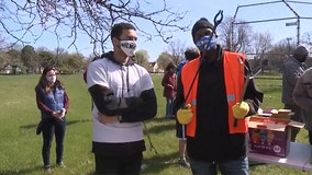 Spring cleanup brings Milwaukee community together