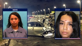 Passenger dies after speeding car goes airborne, crashes into car dealership lot; driver faces DUI charges