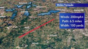 Tornado tore through Waukesha County 37 years ago