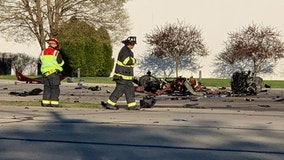 1 dead in Greendale crash near 68th and Loomis
